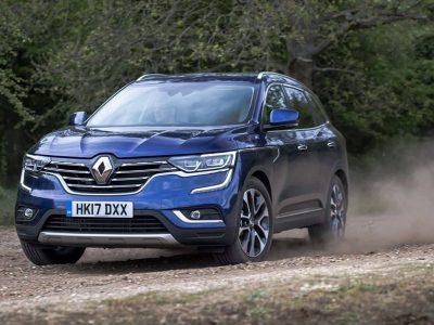 Renault Koleos review 2017 | The Car Expert