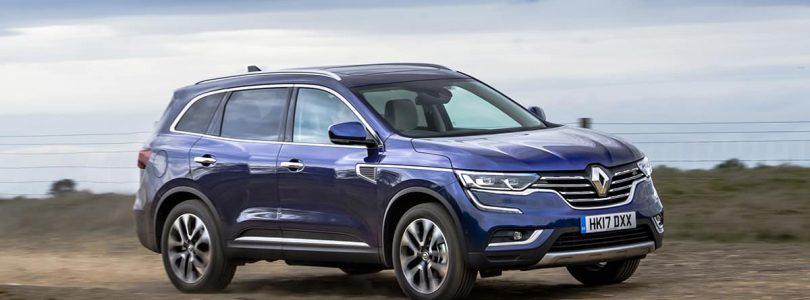 Renault Koleos off-road | The Car Expert