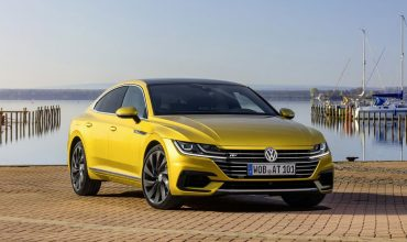 £34,305 buys Volkswagen Arteon flagship