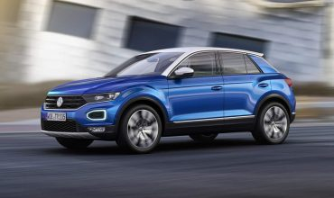 Volkswagen T-Roc The Car Expert