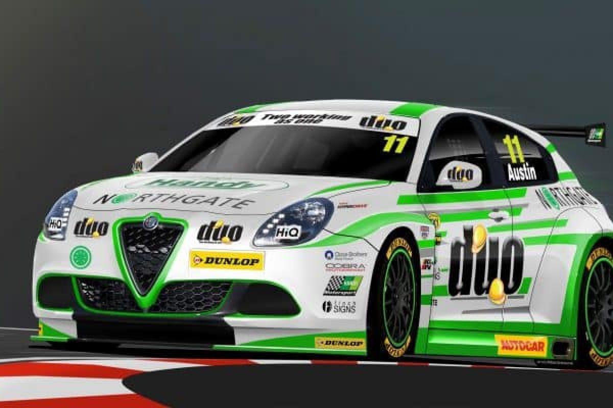Alfa Romeo back in British Touring Cars