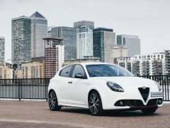 Alfa Romeo Giulietta in London