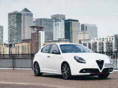 Alfa Romeo Giulietta in London