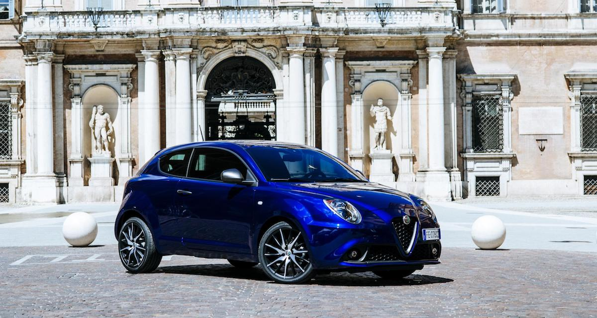 Alfa Romeo Mito now available with a £2,000 deposit contribution