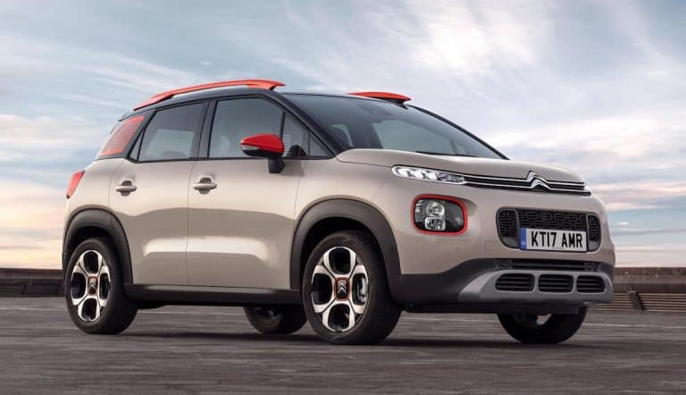 Details of new Citroën C3 Aircross