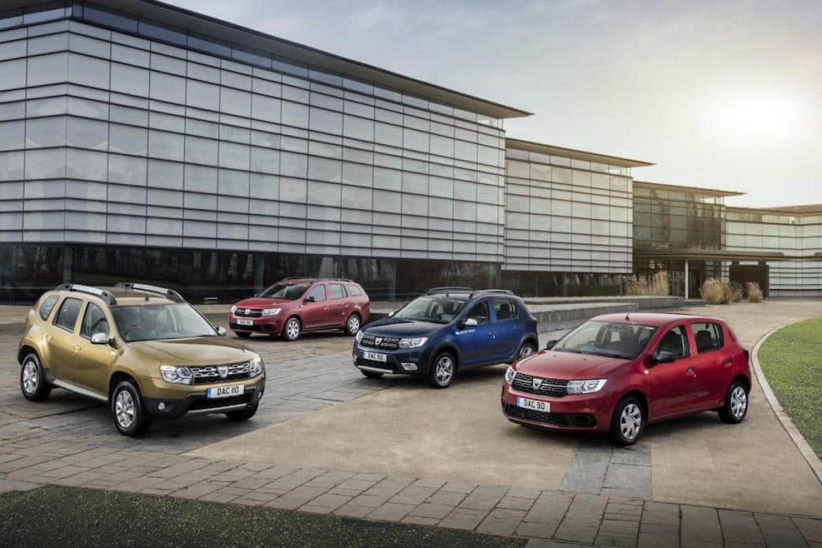 Dacia offering extended warranty to finance customers