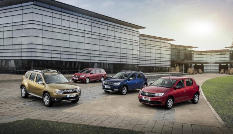 Dacia extends warranty offer for finance customers