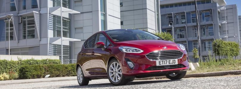 Ford scrappage offer for 2017 applies to the new Ford Fiesta