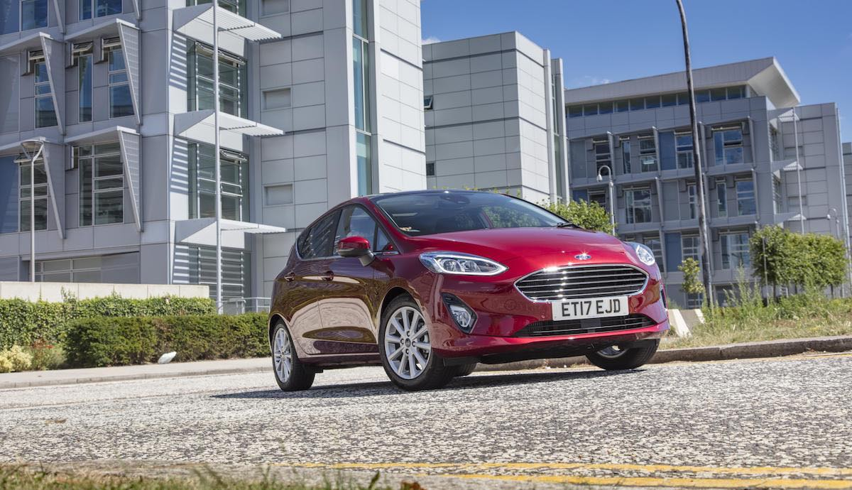 Ford to give new vehicle buyers £2000 scrappage discount