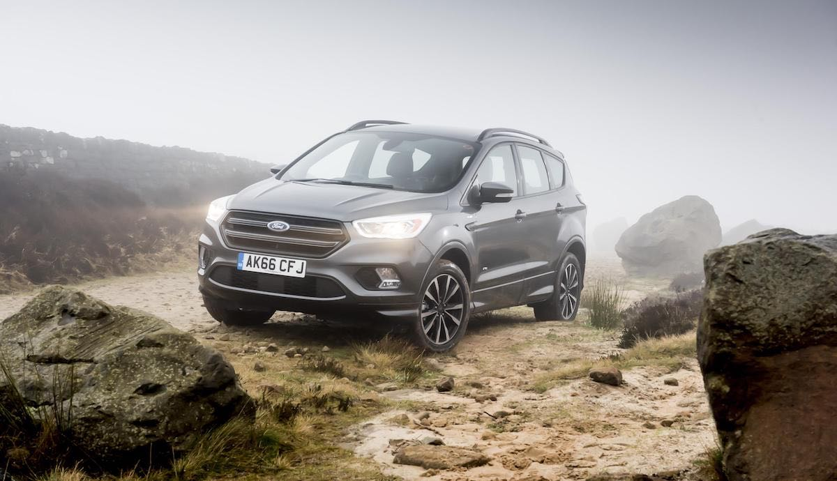 Ford scrappage offer for 2017 applies to the new Ford Kuga