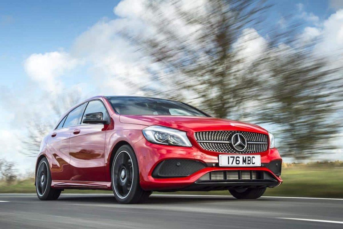 Mercedes-Benz diesel changeover allowance - A-Class