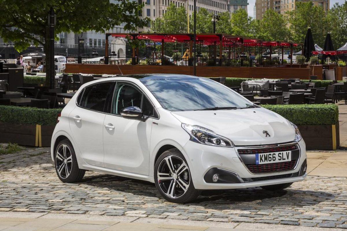 New Peugeot 208 finance offers
