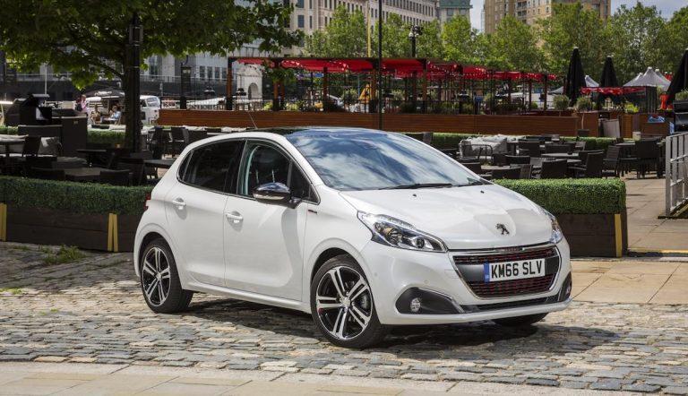 Peugeot announces new finance offers for 208 range