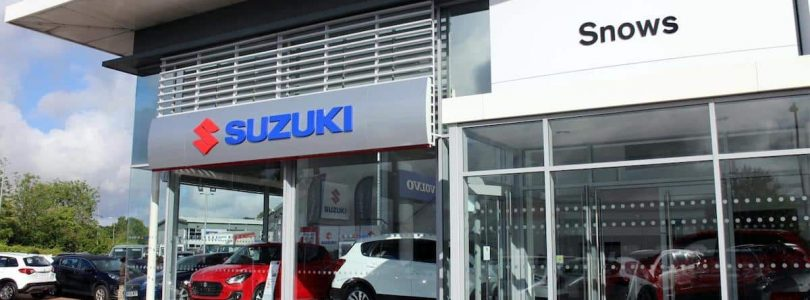 Snows Suzuki Basingstoke 01