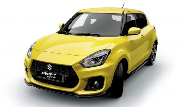 Suzuki Swift Sport 01