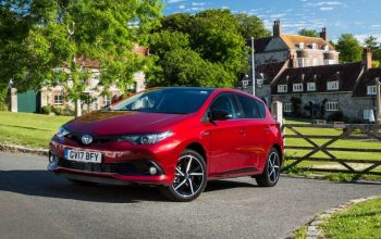 Toyota scrappage scheme includes the Auris models