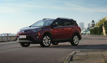 Toyota scrappage September 2017 - RAV4