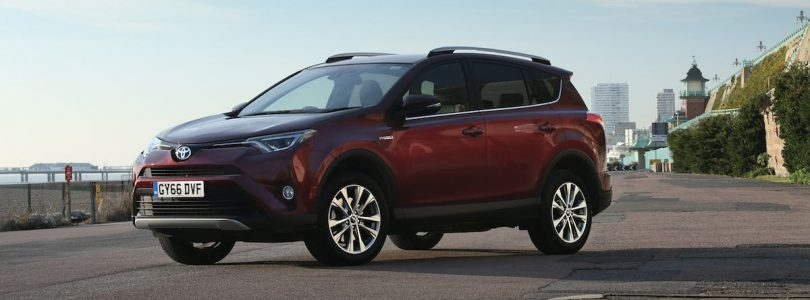 Toyota scrappage September 2017 - RAV4