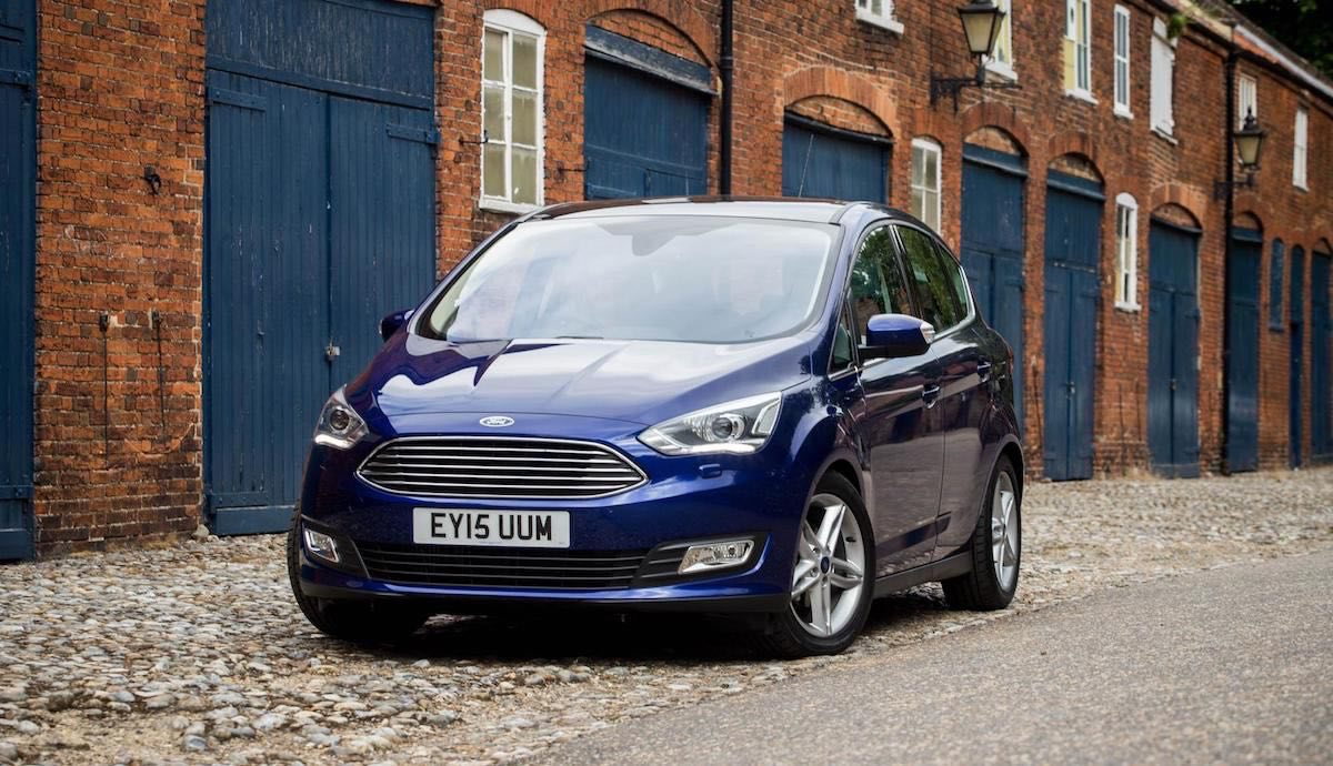 Ford scrappage offer for 2017 applies to the Ford C-Max