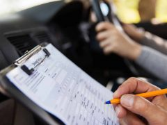 The new driving test comes into effect in December 2017