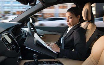 Autonomous self-driving car