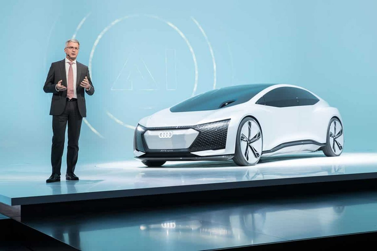 Audi Icon Frankfurt The Car Expert