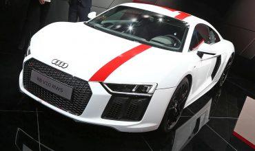Audi R8 V10 RWS The Car Expert