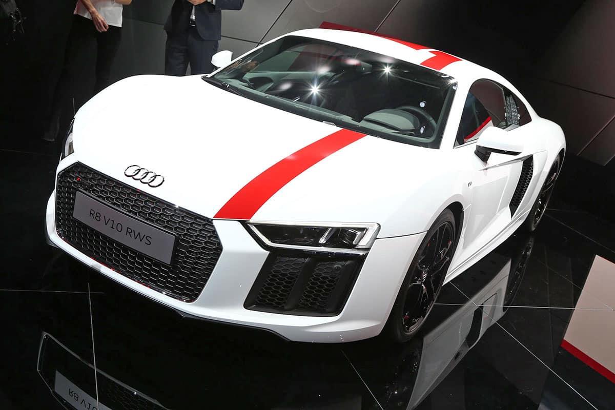Audi R8 RWS The Car Expert