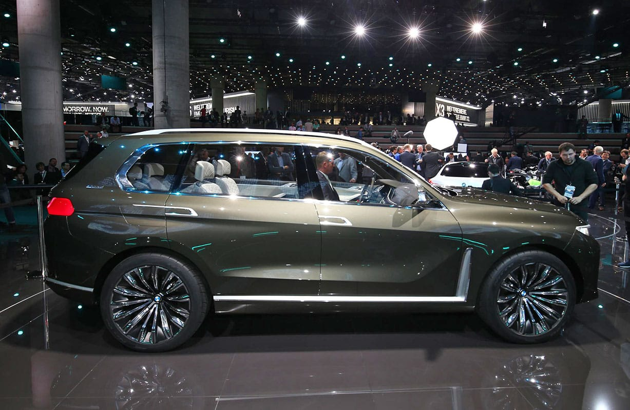 BMW Concept X7 iPerformance The Car Expert