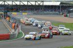 Huff stars for Vauxhall amid Silverstone BTCC drama