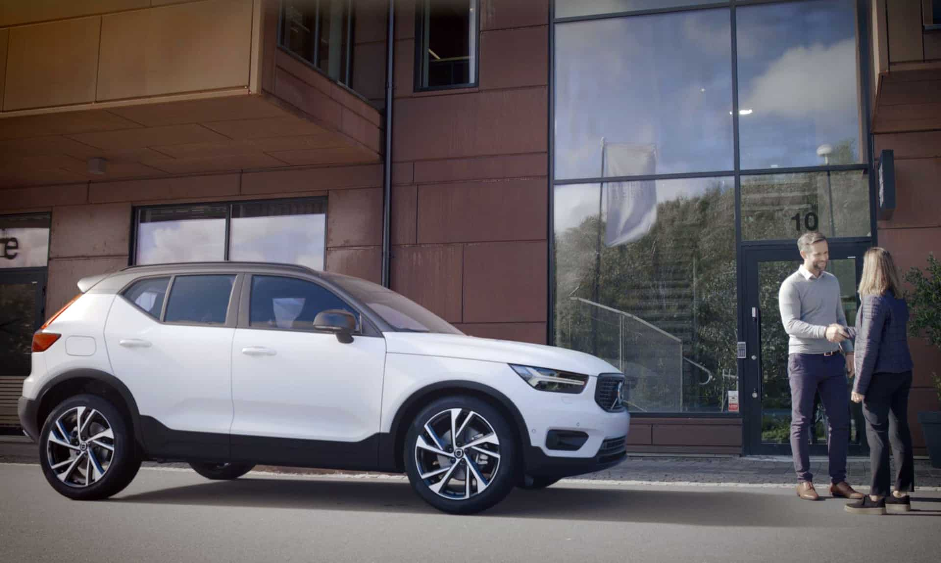 Care by Volvo The Car Expert