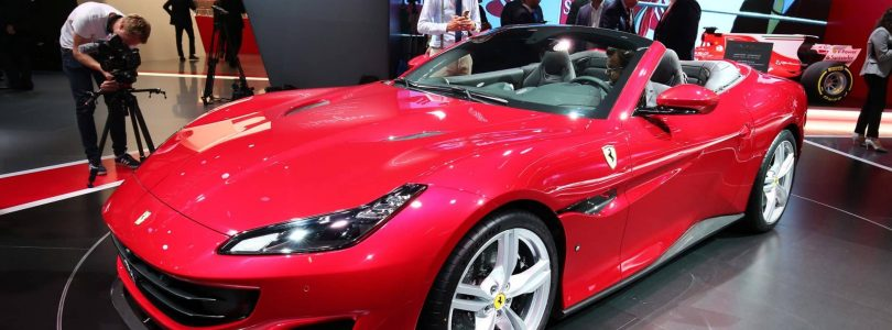 Ferrari Portofino - Frankfurt motor show 2017 (The Car Expert)