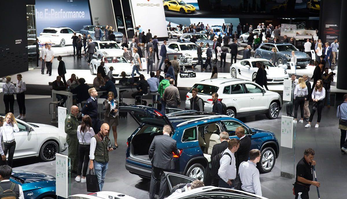 Frankfurt Motor Show The Car Expert