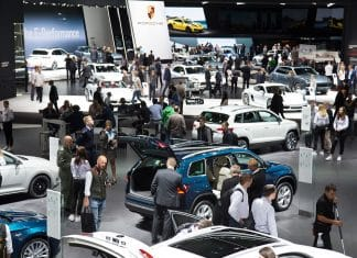 Frankfurt Motor Show The Car Expert