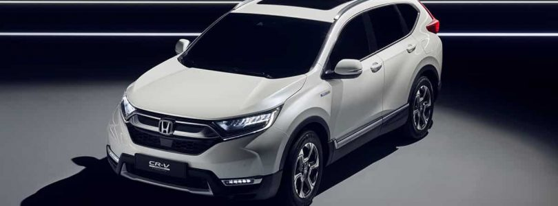 1709-Honda-CRV-Hybrid-Prototype The Car Expert