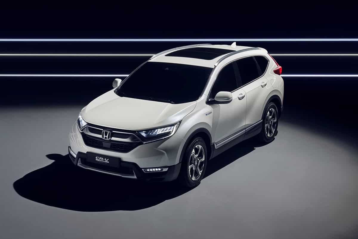 Honda CR-V Hybrid Coming To Europe, May Come Stateside