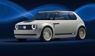 Frankfurt – Honda Urban EV on sale in two years