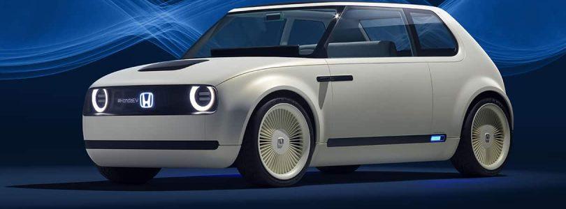 Frankfurt – Honda Urban EV on sale in two years