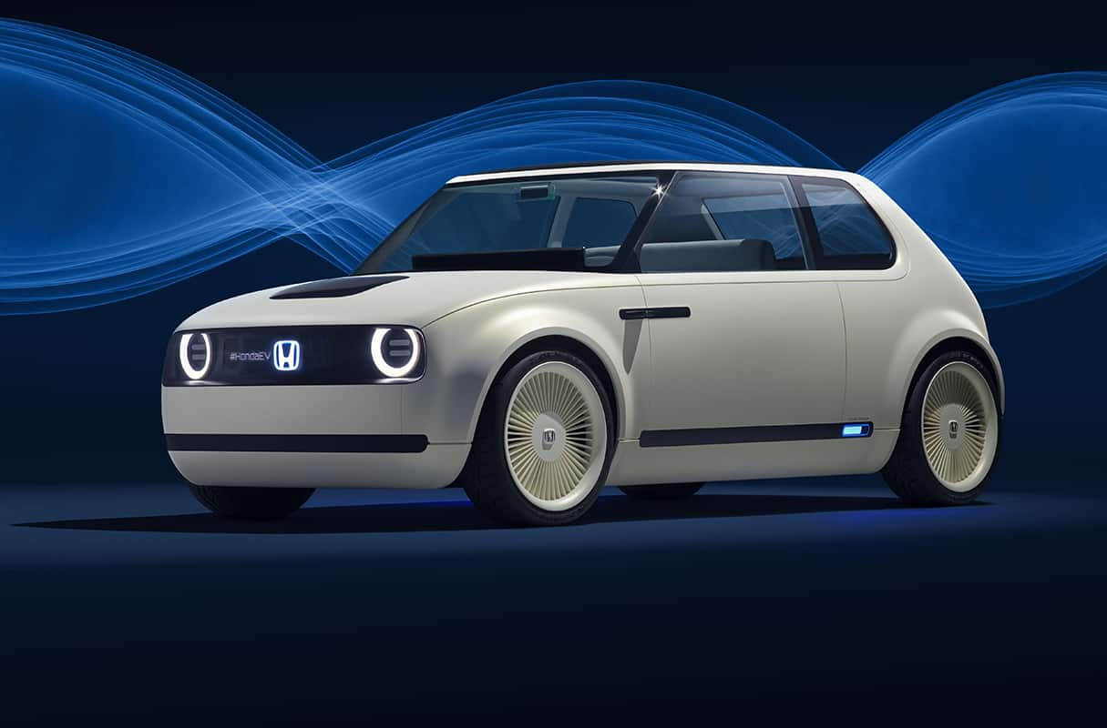 Frankfurt - Honda Urban EV on sale in two years 1