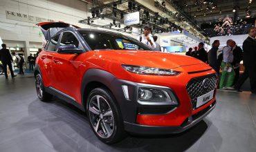 Hyundai Kona Frankfurt The Car Expert