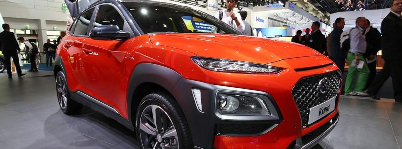 Hyundai Kona Frankfurt The Car Expert