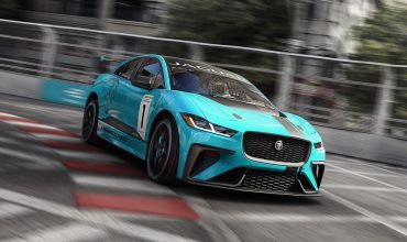 Frankfurt: Jaguar to create electric I-Pace race series