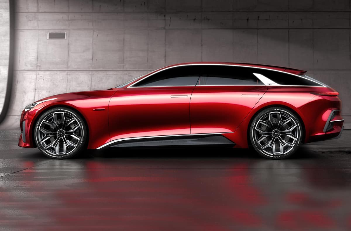 The new Kia Ceed will look like a Stinger