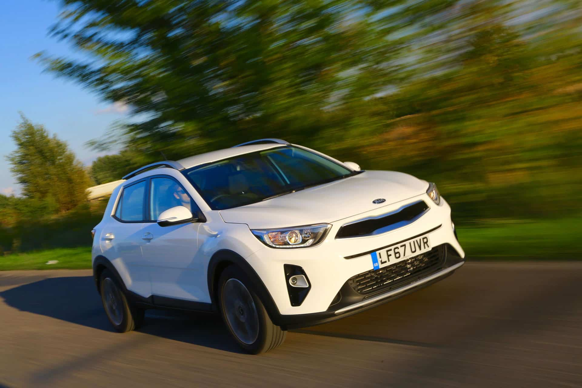 Kia Stonic Crossover prices, specs and details revealed