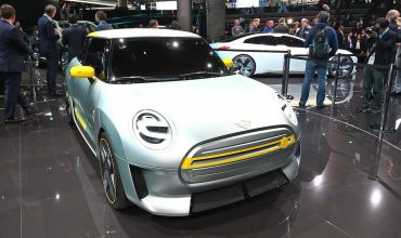MINI Electric Concept The Car Expert