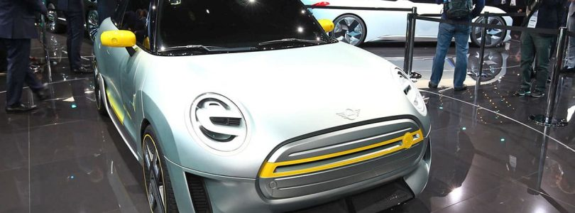 MINI Electric Concept The Car Expert