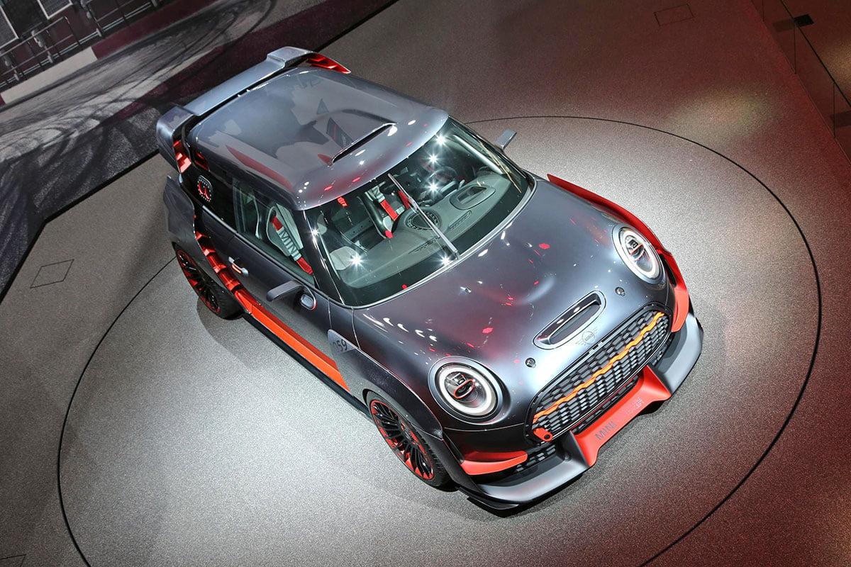 MIN I JCW GP Concept The Car Expert