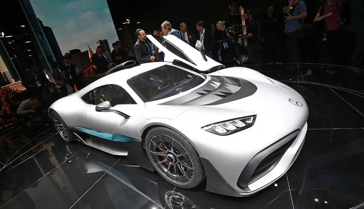 Mercedes-AMG Project One The Car Expert