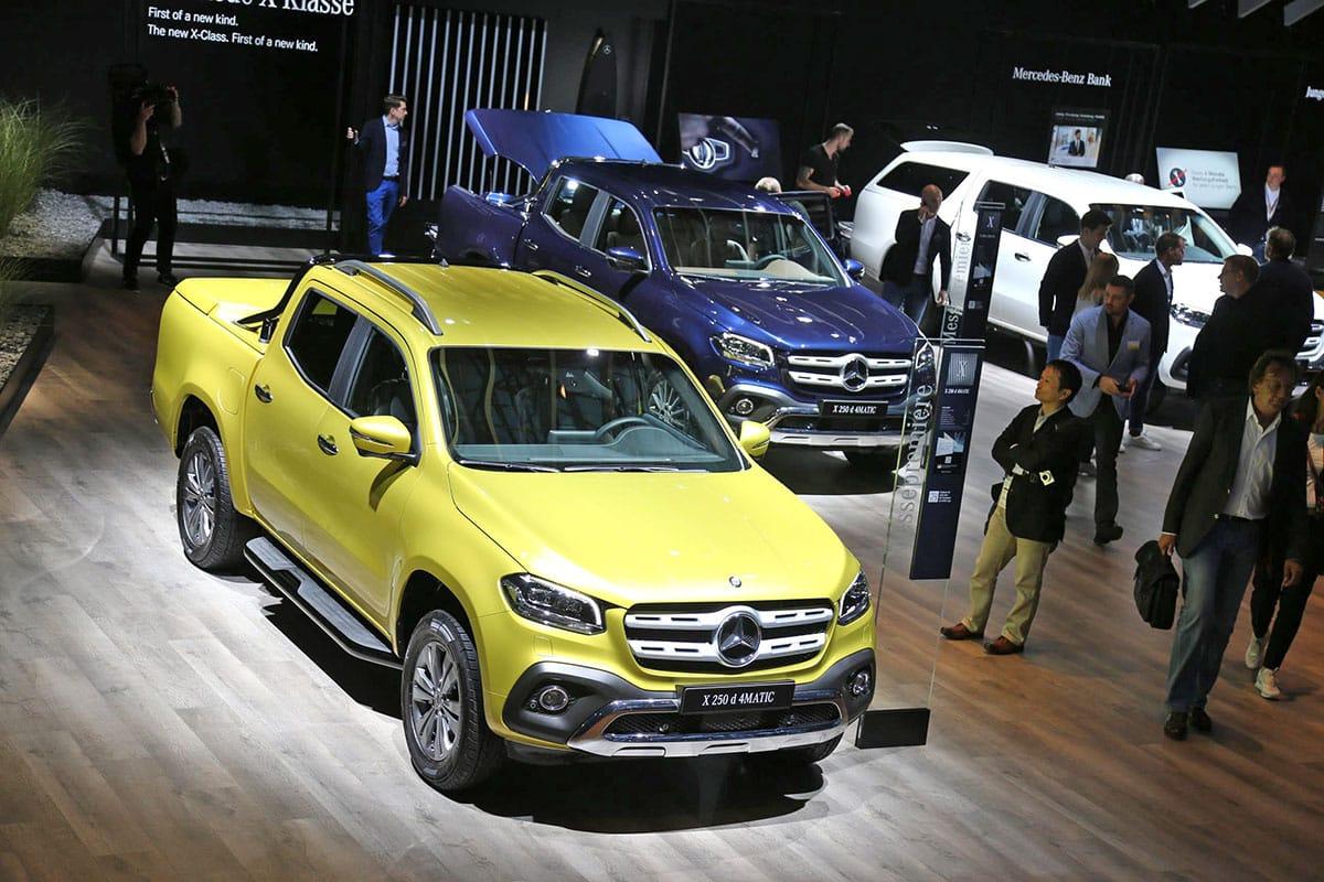 Mercedes-Benz Frankfurt show The Car Expert