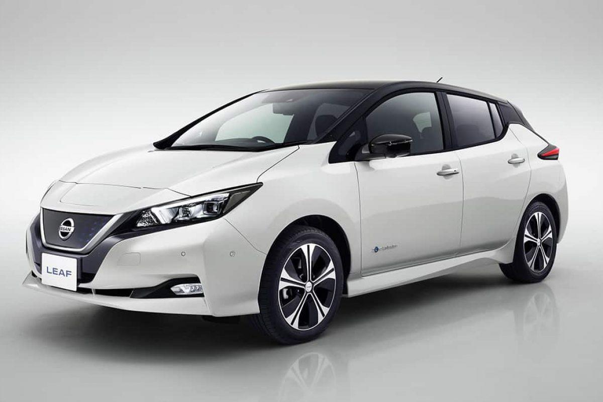 Nissan LEAF 2018 The Car Expert